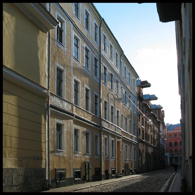 Arsenāla iela 3