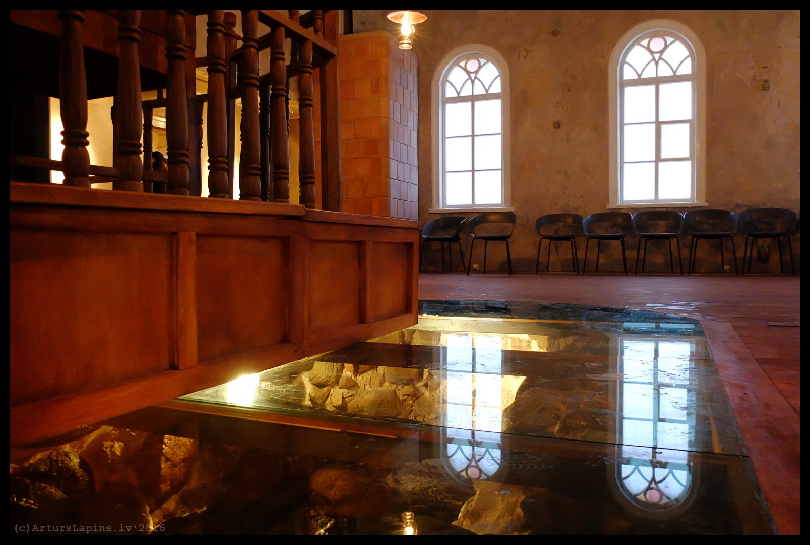 Rēzeknes Zaļās sinagogas atklāšana
