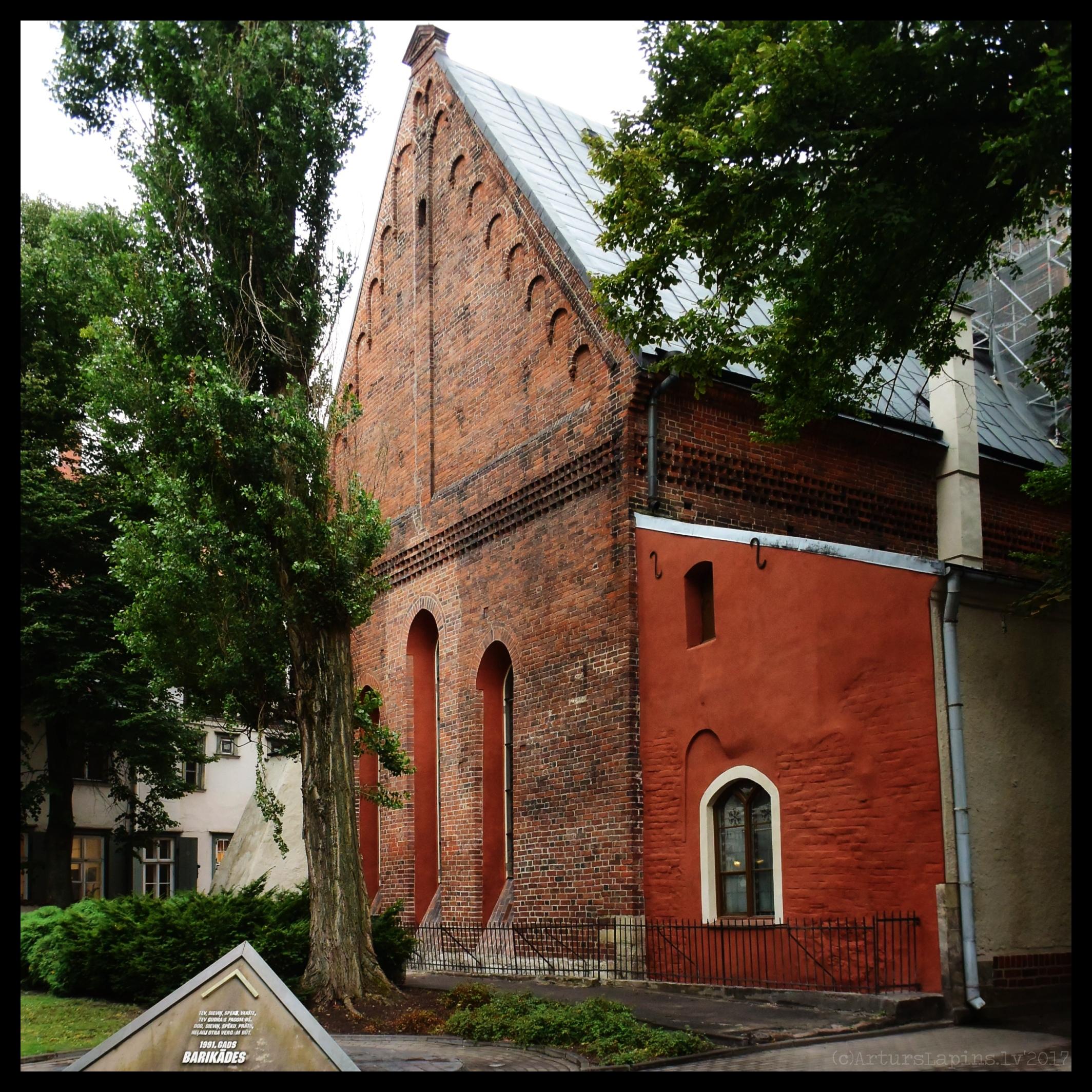 Restaurēta Jēkaba baznīcas altāra fasāde