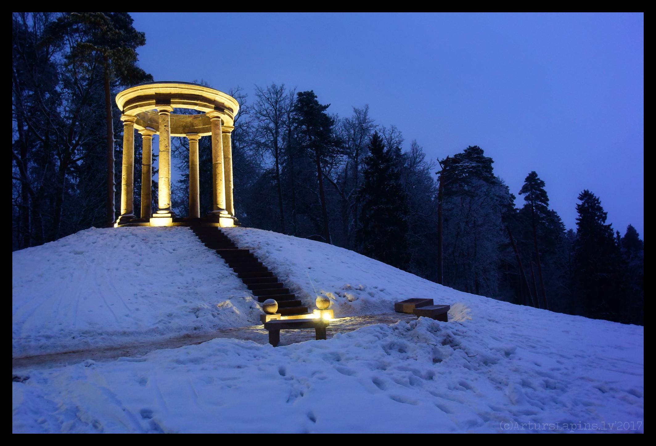 Alūksnes Slavas templis