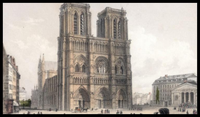 Parīzes Dievmātes katedrālei būs tradicionāls jumts